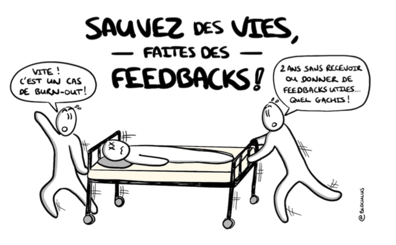 Catalyse - Coaching médical - Feedback